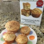 Gluten Free Review: Ardenne Farm Cinnamon Crunch Muffin Mix