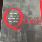 {EE} Reads: Quiet: The Power of Introverts in a World that Can't Stop Talking