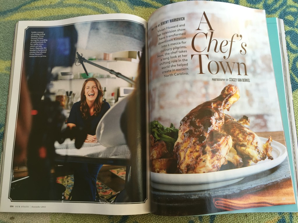 {Feature in Our State North Carolina Magazine}