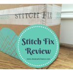 Stitch Fix #8 Review