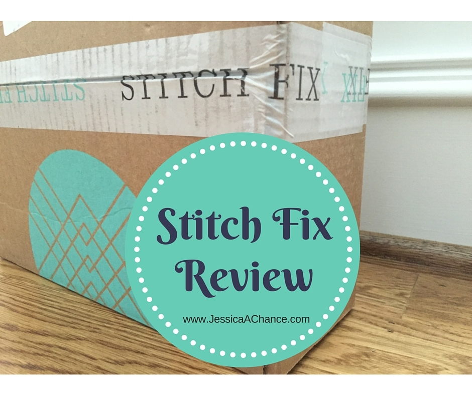 Stitch Fix Review - www.JessicaAChance.com
