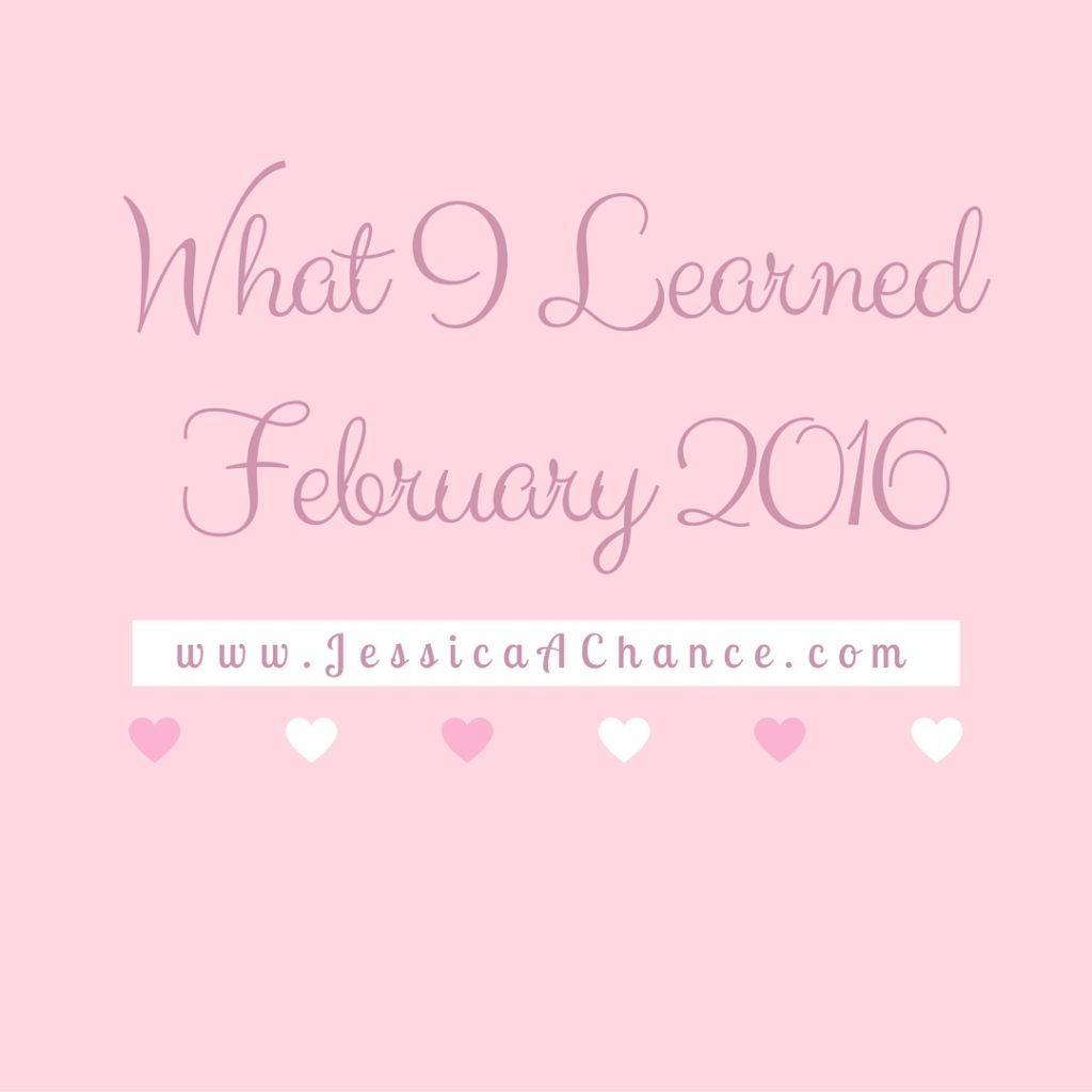 What I'm Reading February 2016