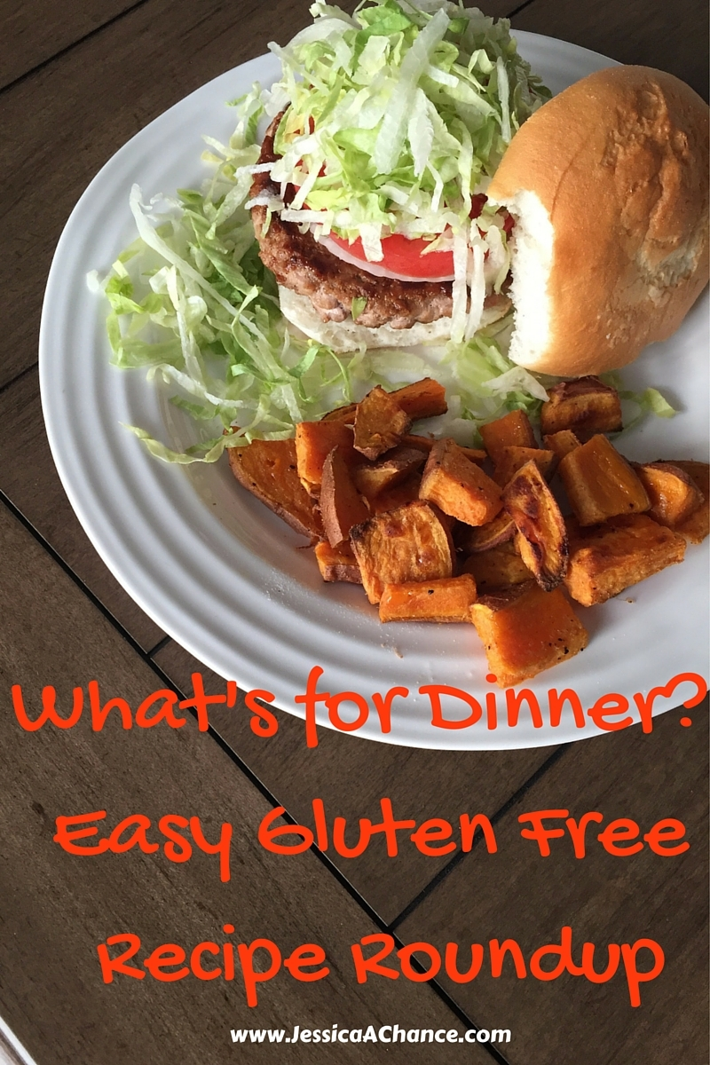 Easy Gluten Free Dinner Recipe Roundup
