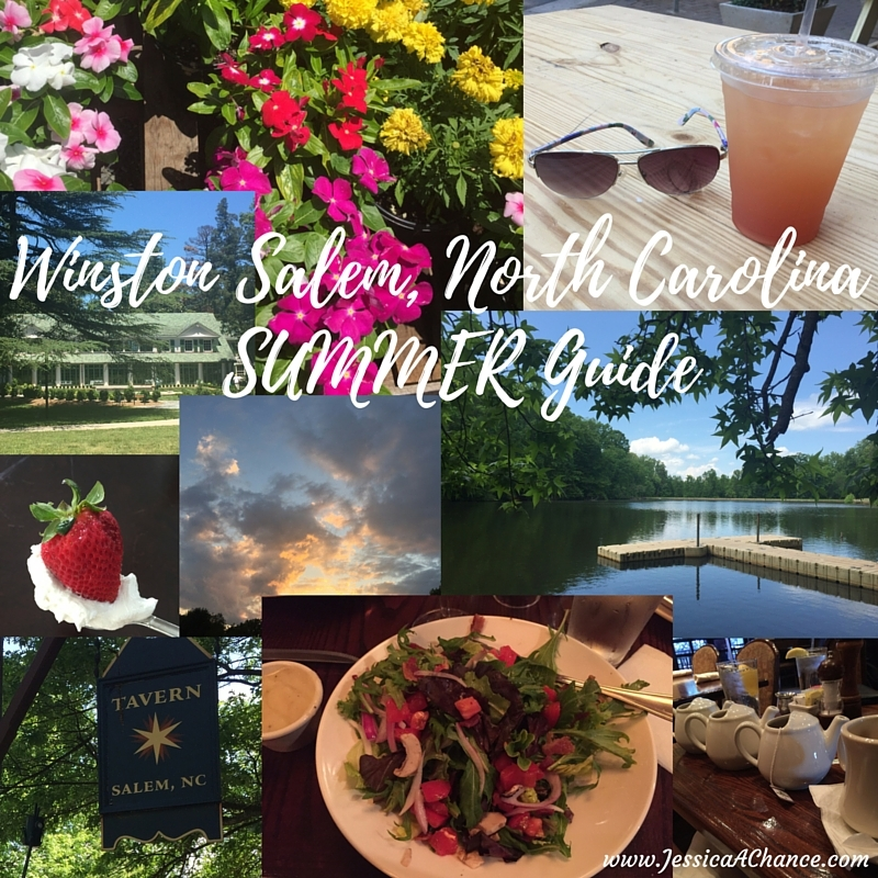winston salem summer guide