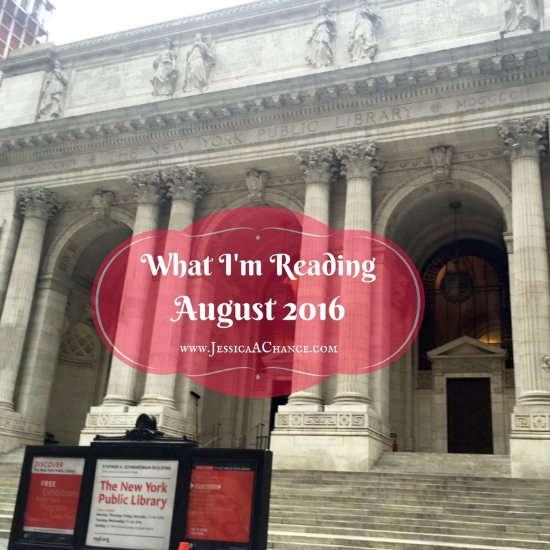 What I'm Reading - august